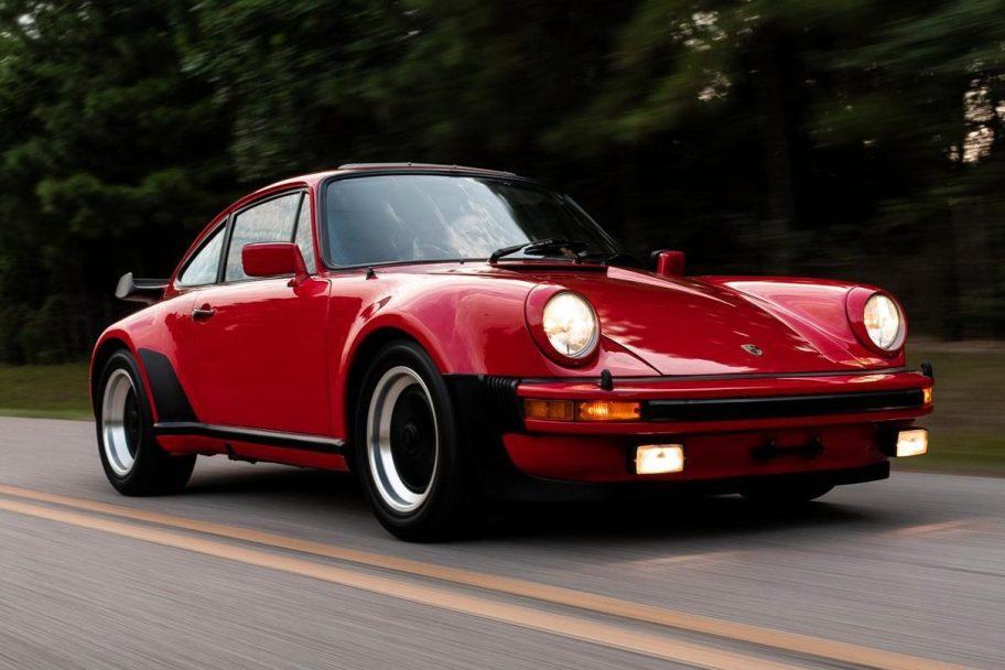 45k-Mile 1978 Porsche 930 Turbo