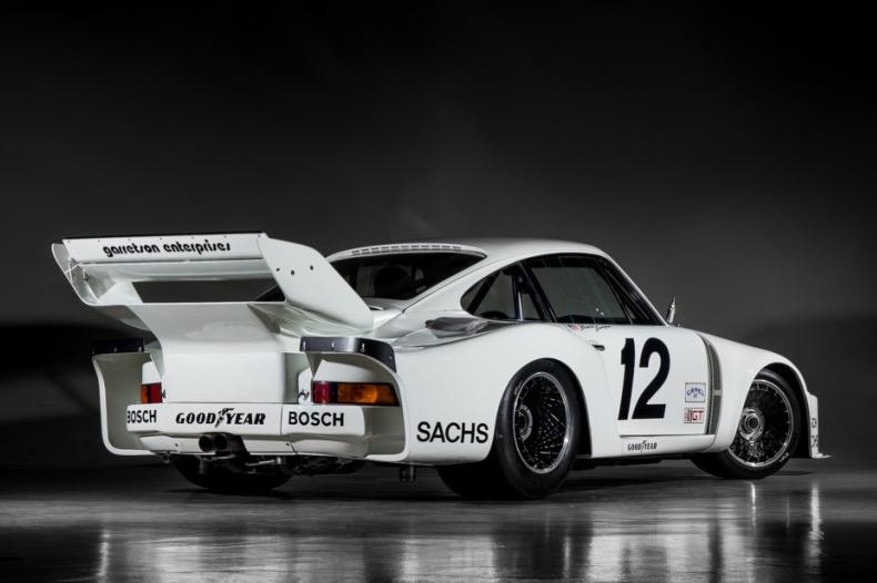 1979 Porsche 935 Track Experience w/ Bruce Canepa