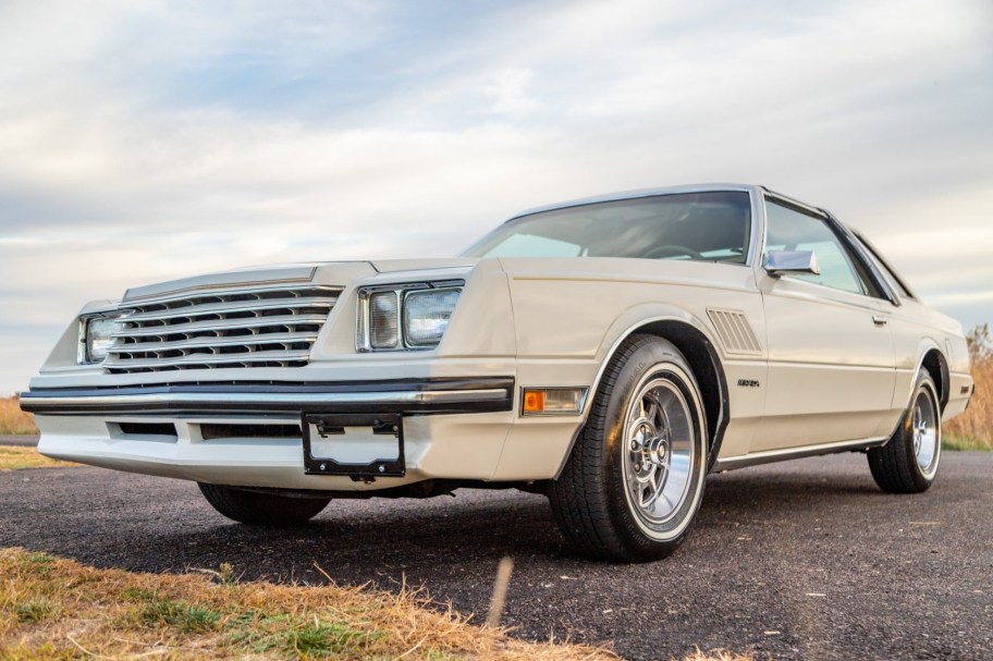 No Reserve: 1982 Dodge Mirada V8