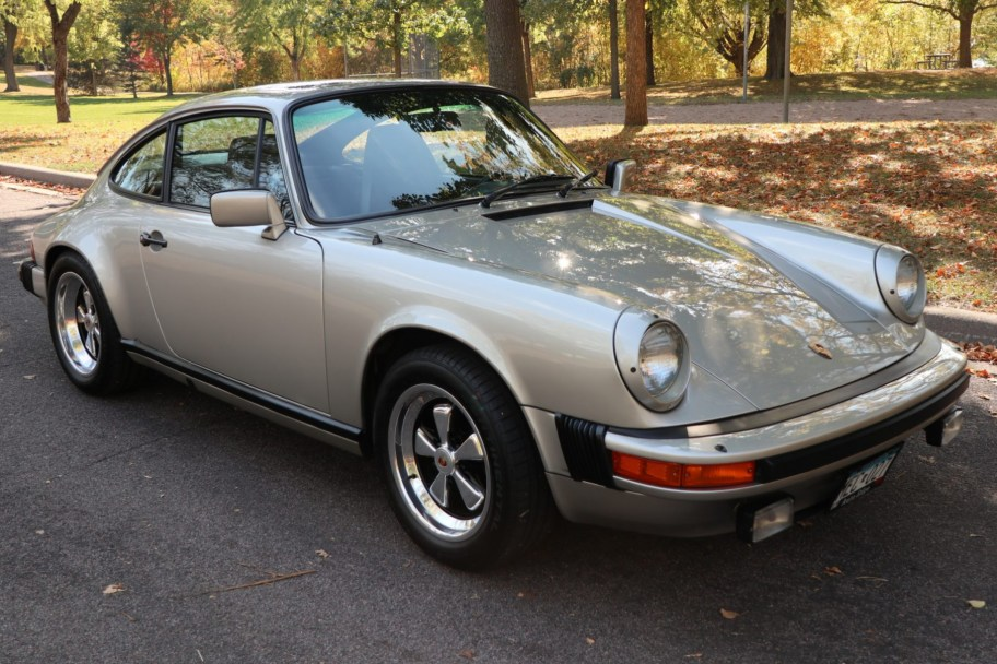 32-Years-Owned 1983 Porsche 911SC Coupe