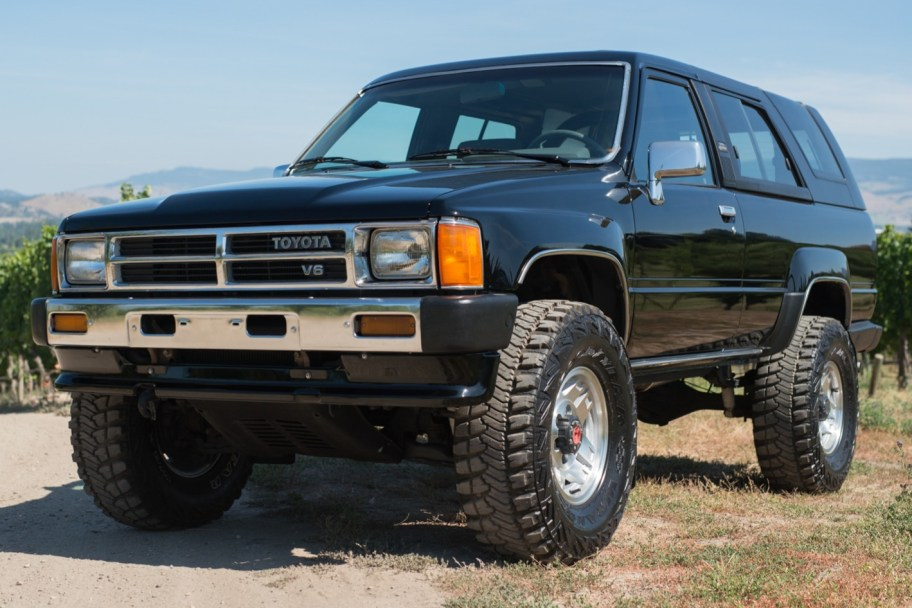 1988 Toyota 4Runner SR5 V6 4x4 5-Speed