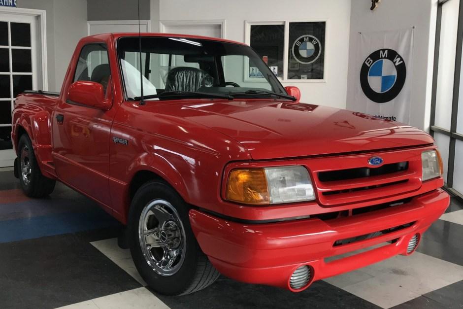 1993 ford ranger splash 4 0l 5 speed