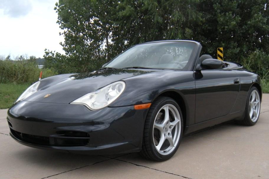 No Reserve: 2004 Porsche 911 Cabriolet