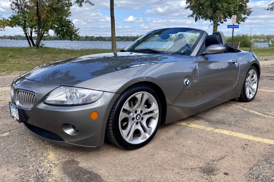No Reserve: 34k-Mile 2005 BMW Z4 3.0i 6-Speed