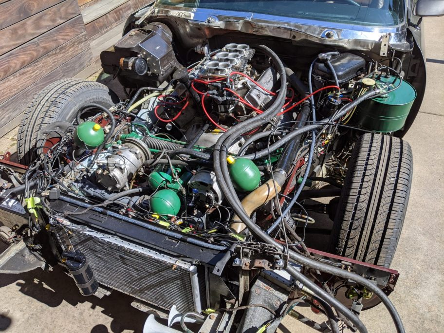BaT Auction Success Story: Restoring a Citroen SM in 3 (or more) Acts -- Act III