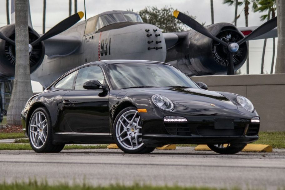No Reserve: 2011 Porsche 911 Carrera Coupe