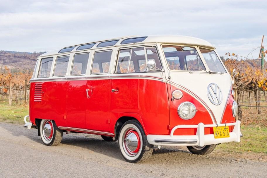 2.3L-Powered 1963 Volkswagen Type 2