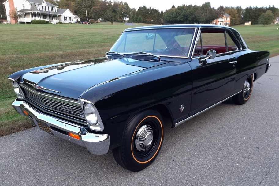 1966 Chevrolet Chevy II Nova L79 327/350 4-Speed