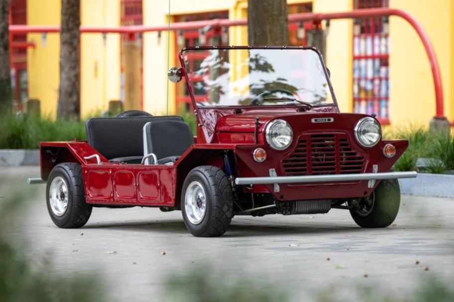 30-Years-Owned 1967 Austin Mini Moke 1,275cc