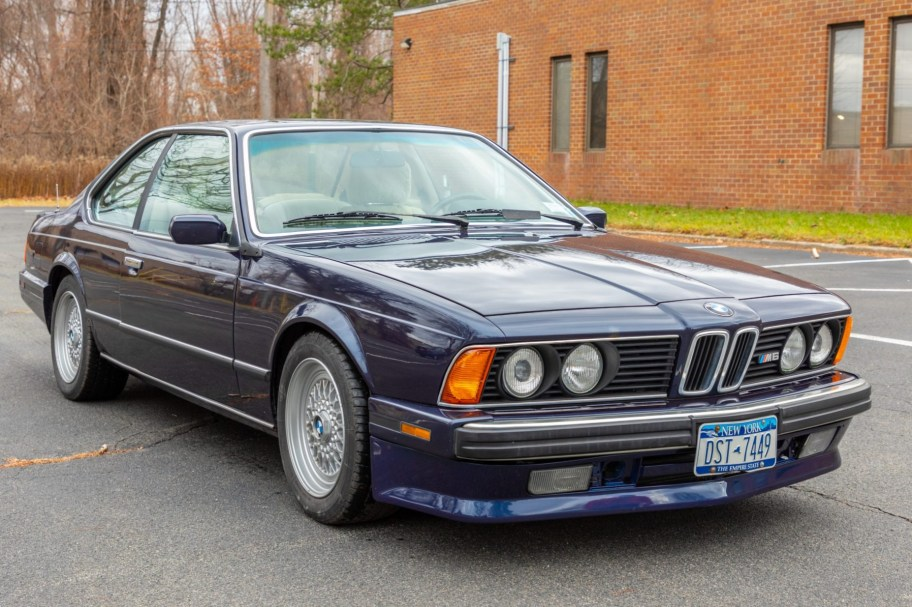33-Years-Owned 1988 BMW M6
