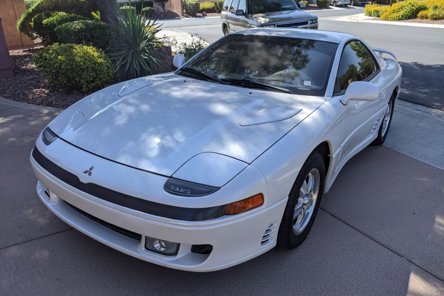 Original-Owner 1992 Mitsubishi 3000GT SL 5-Speed