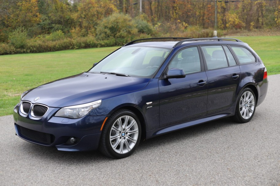2010 BMW 535i Wagon M Sport 6-Speed