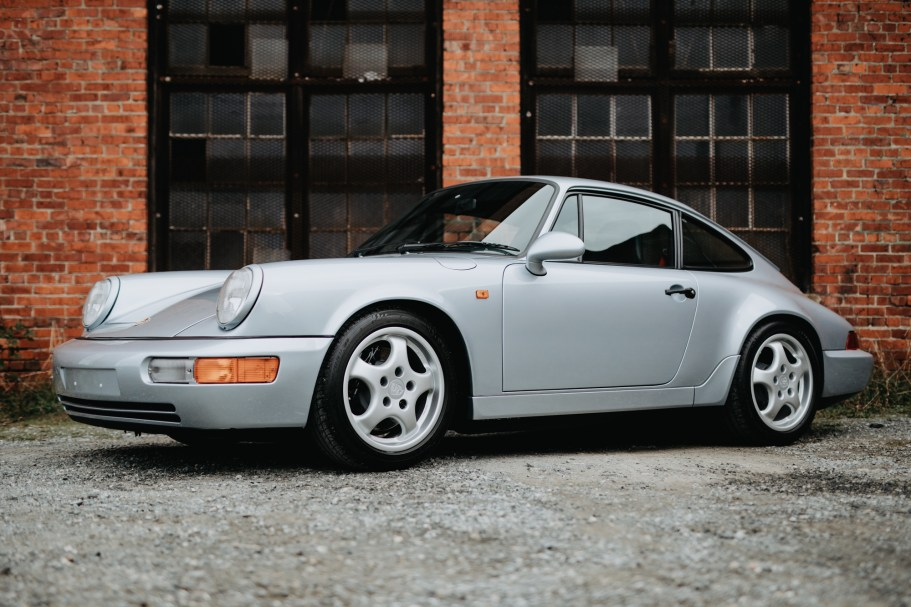 No Reserve: 37k-Mile 1992 Porsche 911 Carrera RS