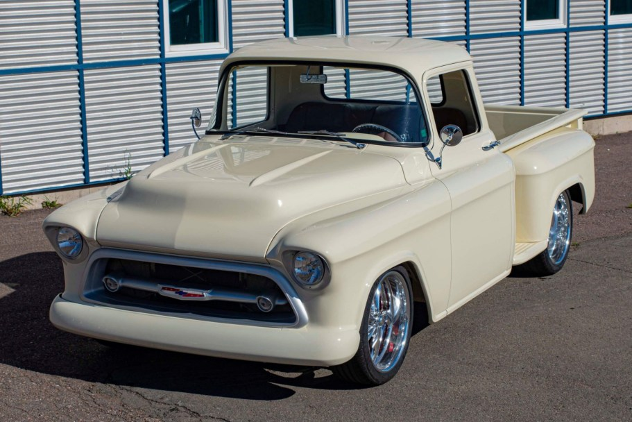 LS-Powered 1957 Chevrolet 3100 Pickup