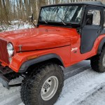 1974 Jeep Cj 5 For Sale On Bat Auctions Closed On December 30 2020 Lot 41 213 Bring A Trailer
