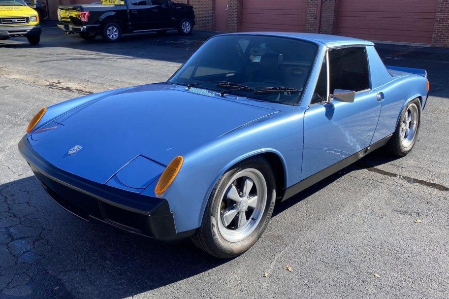 Modified 1975 Porsche 914
