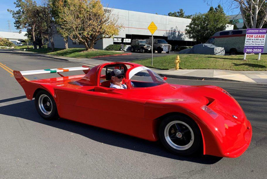 37-Years-Owned Crossle 42S
