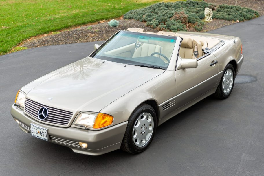 Original-Owner 14k-Mile 1994 Mercedes-Benz SL320