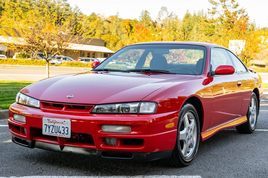 1998 Nissan 240SX SE 5-Speed
