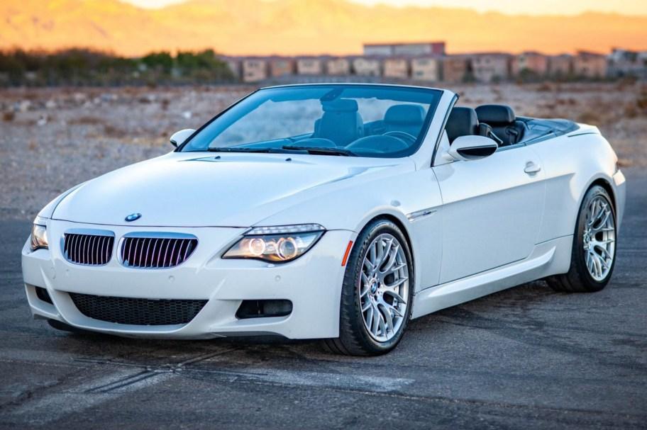No Reserve: 2008 BMW M6 Convertible