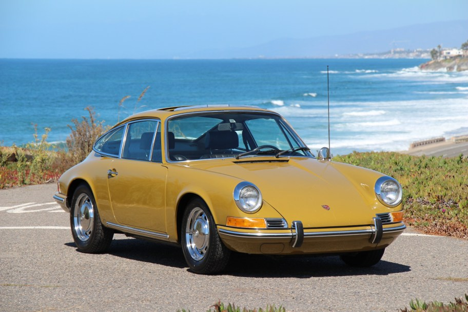 No Reserve: 1969 Porsche 912 Coupe 5-Speed