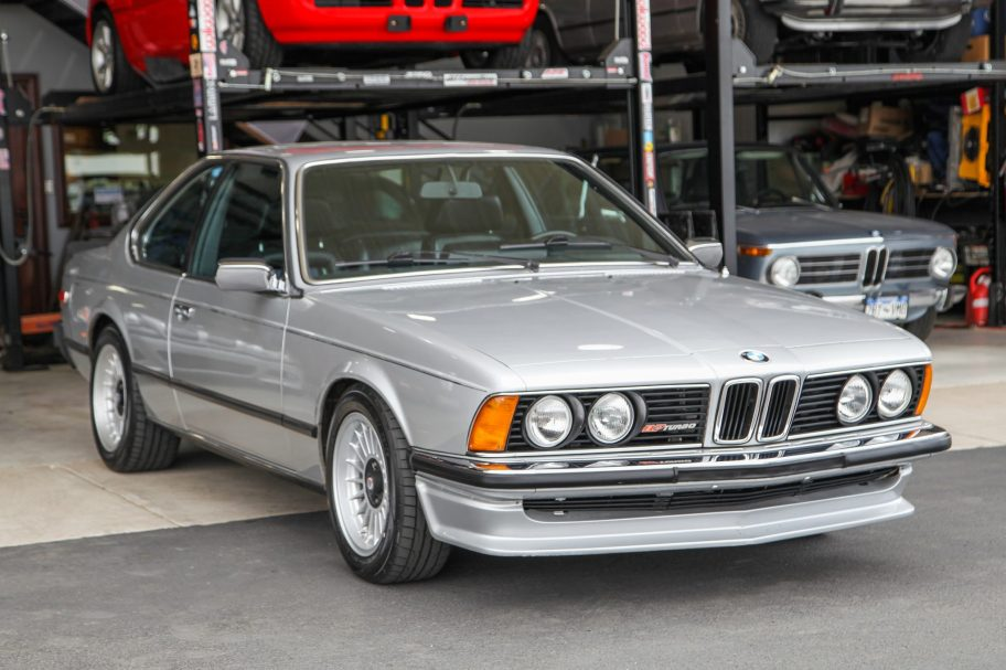 1980 BMW Alpina B7 Turbo Coupe