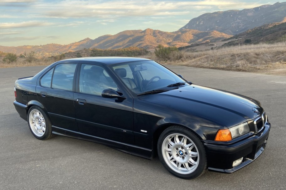 No Reserve: 1998 BMW M3 Sedan 5-Speed
