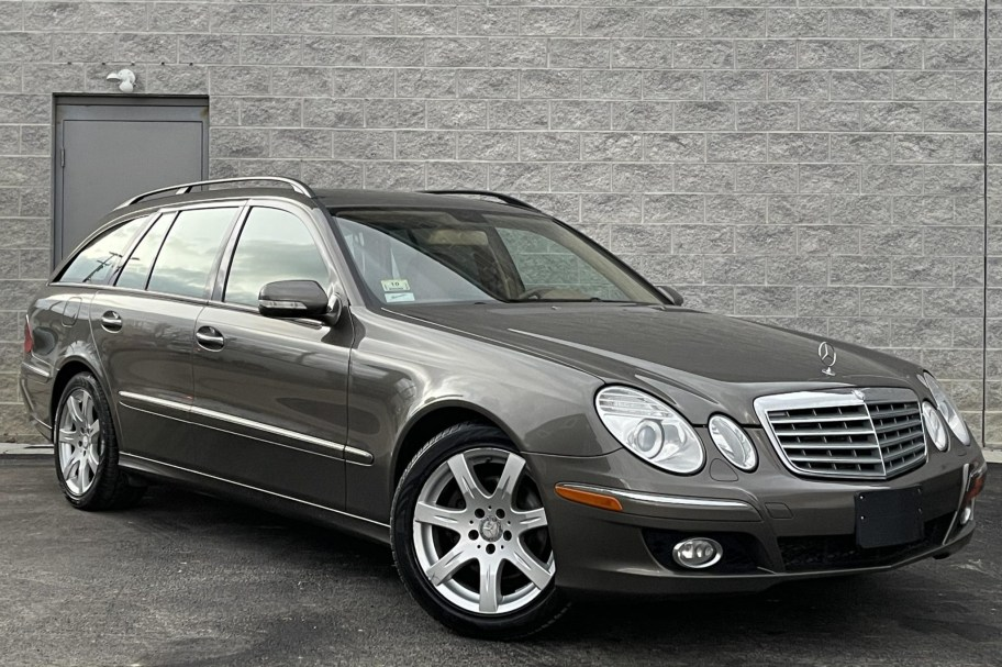 No Reserve: 2008 Mercedes-Benz E350 4MATIC Wagon