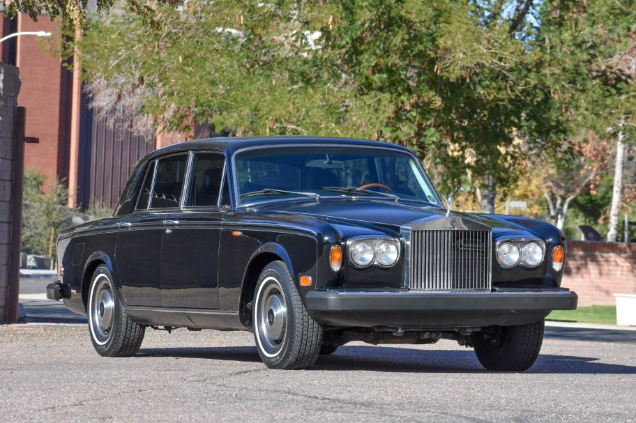 No Reserve: 1976 Rolls-Royce Silver Shadow Project