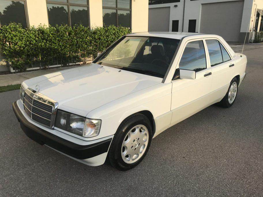 1992 Mercedes-Benz 190D 4-Speed