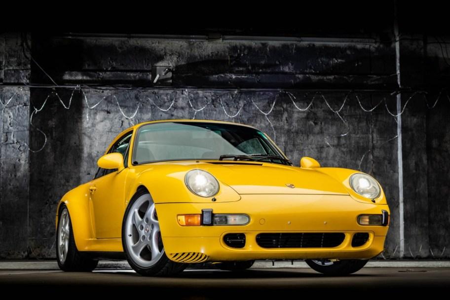 Supercharged 1996 Porsche 911 Carrera 4S 6-Speed