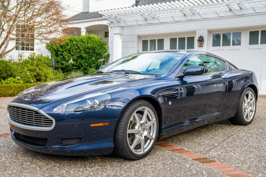 27k-Mile 2007 Aston Martin DB9