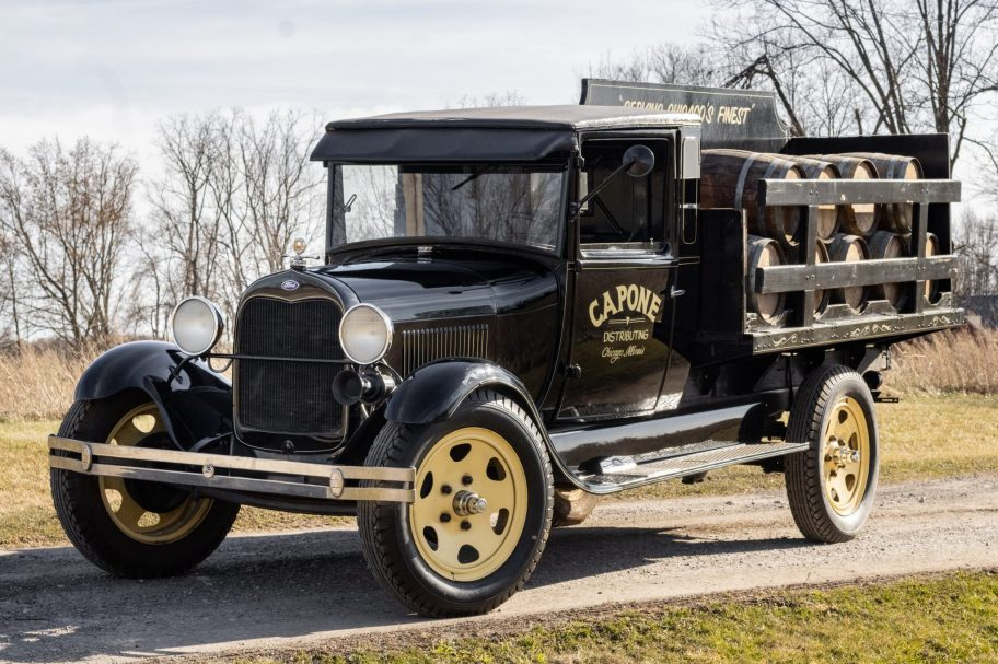 1929 Ford Model AA Stake Truck