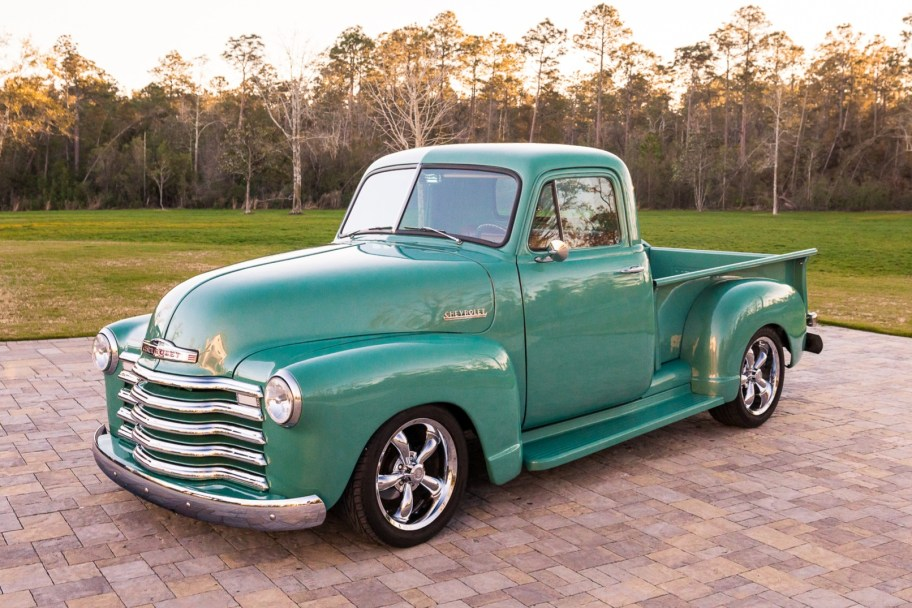 Modified 1949 Chevrolet Pickup