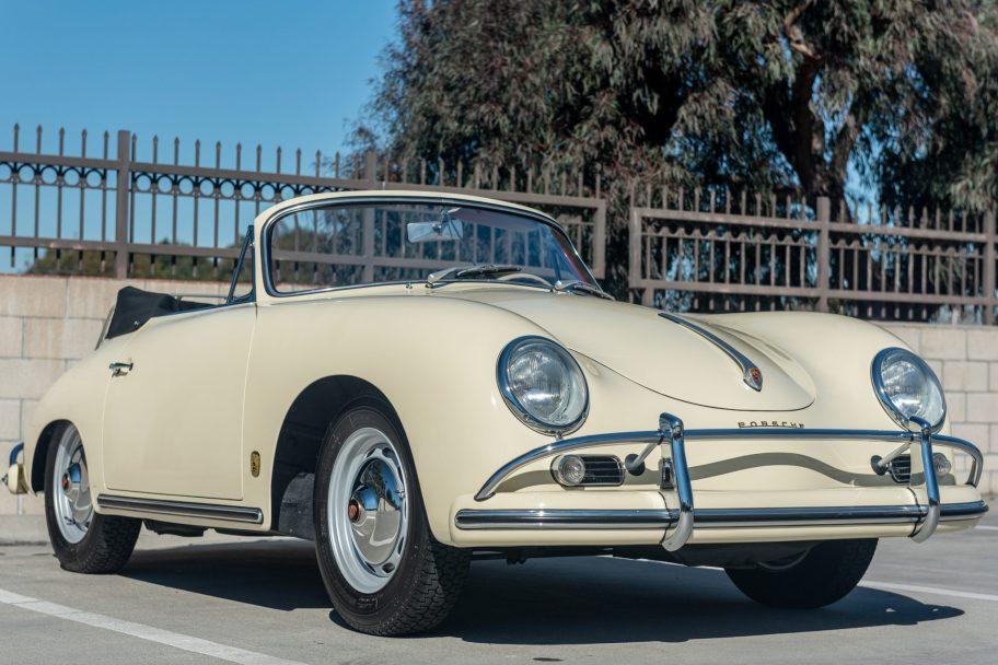 1959 Porsche 356A 1600S Cabriolet