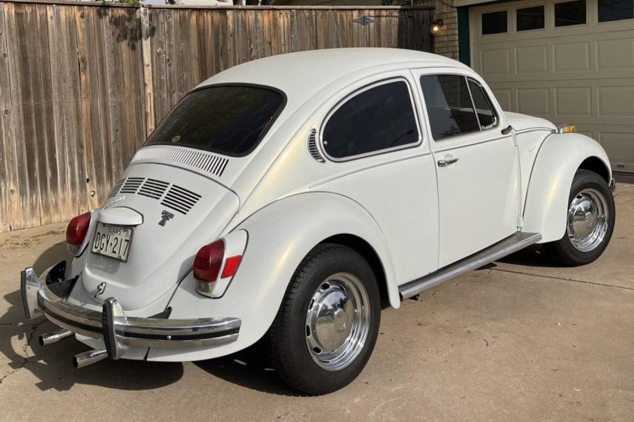 No Reserve: 23-Years-Owned 1971 Volkswagen Super Beetle