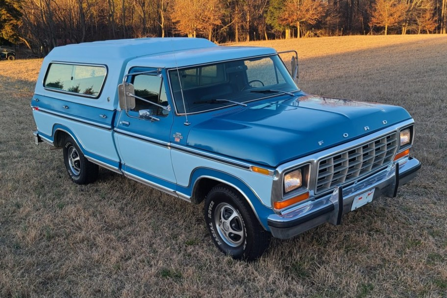No Reserve: One-Family-Owned 1978 Ford F-150 XLT Ranger
