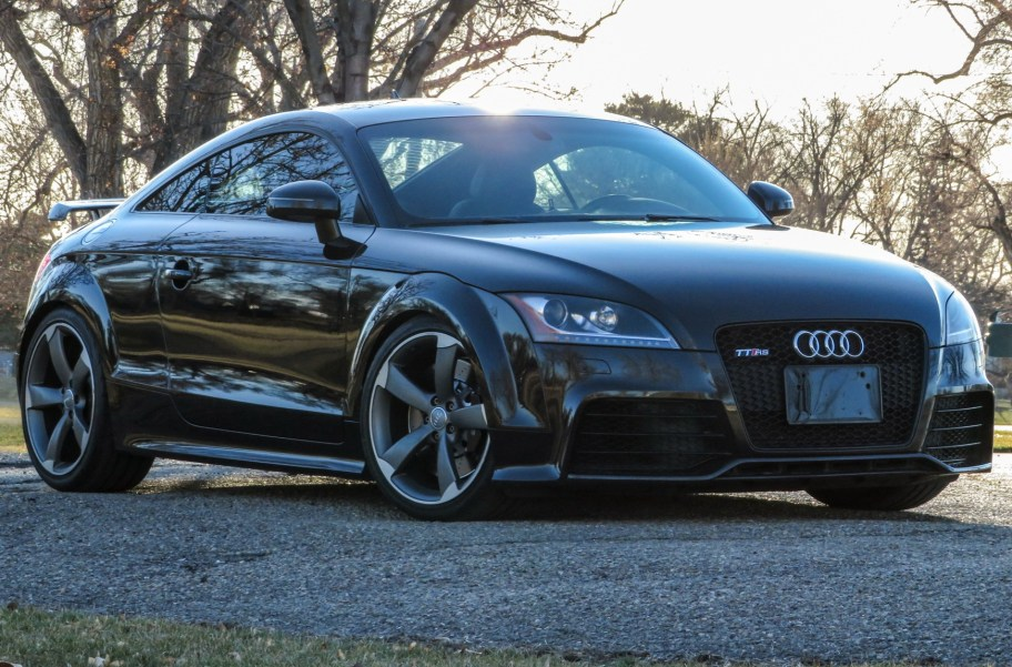 Modified 2012 Audi TT RS 6-Speed