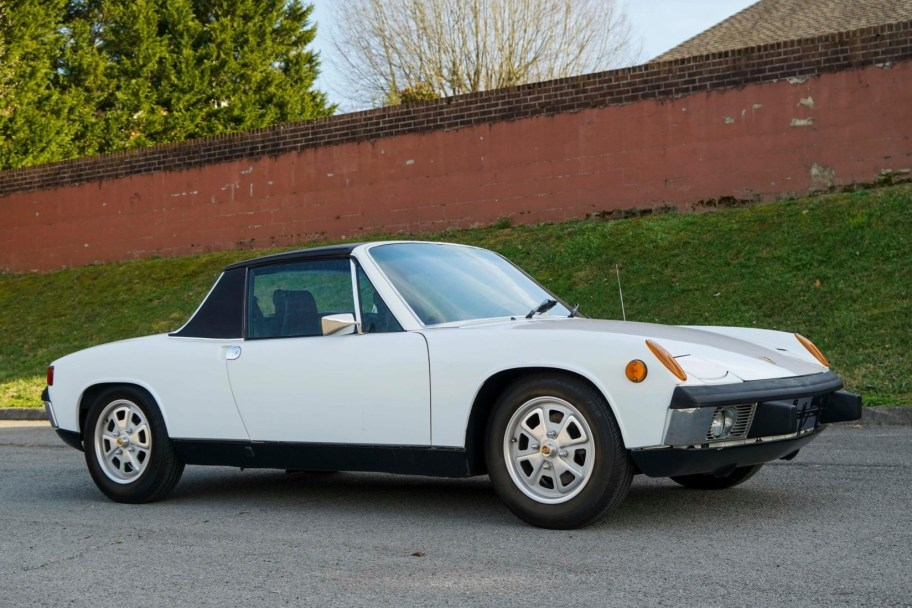 No Reserve: 1973 Porsche 914 2.0