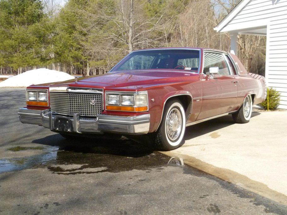 6.0L Vortec-Powered 1981 Cadillac Coupe DeVille