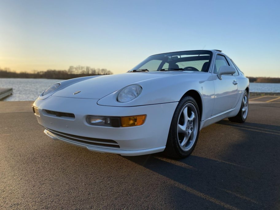 No Reserve: 1995 Porsche 968 Coupe 6-Speed