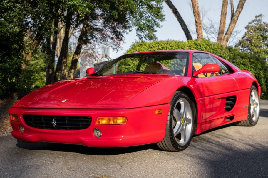 25k-Mile 1998 Ferrari F355 Berlinetta 6-Speed