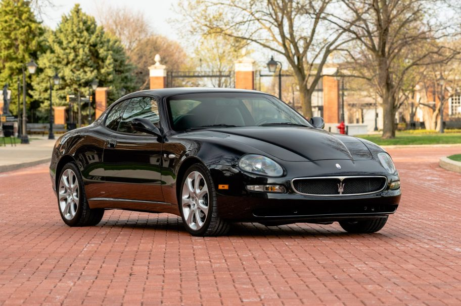 No Reserve: 2004 Maserati Coupe 6-Speed