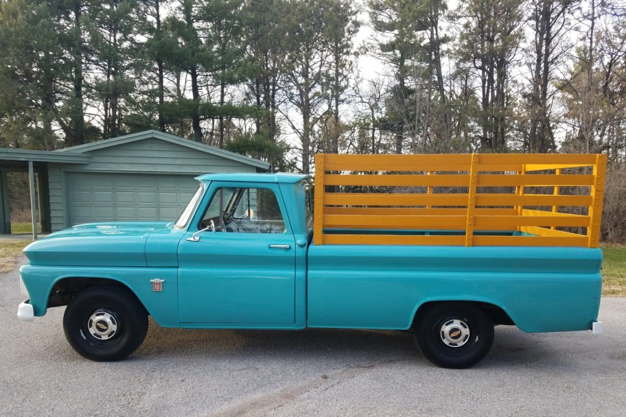 No Reserve: 1964 Chevrolet C10 Pickup