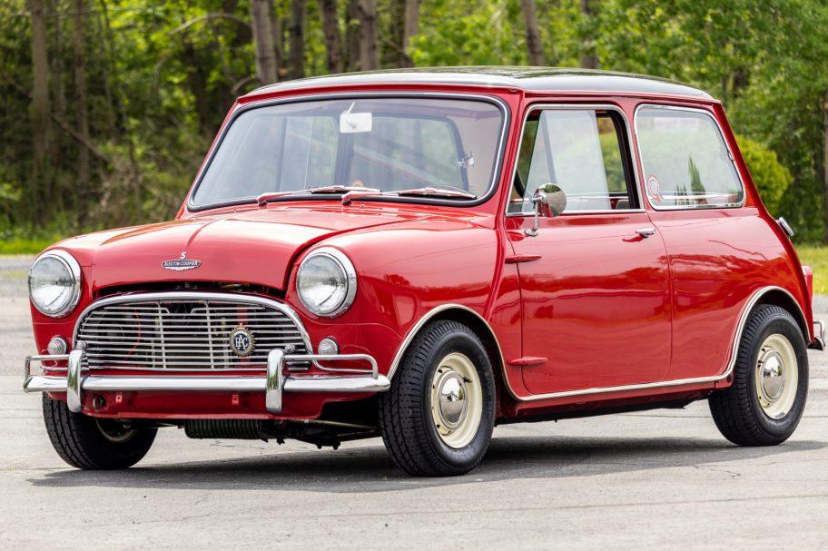 25-Years-Owned 1965 Austin Mini Cooper S