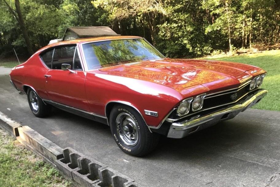 1968 Chevrolet Chevelle SS 396 4-Speed