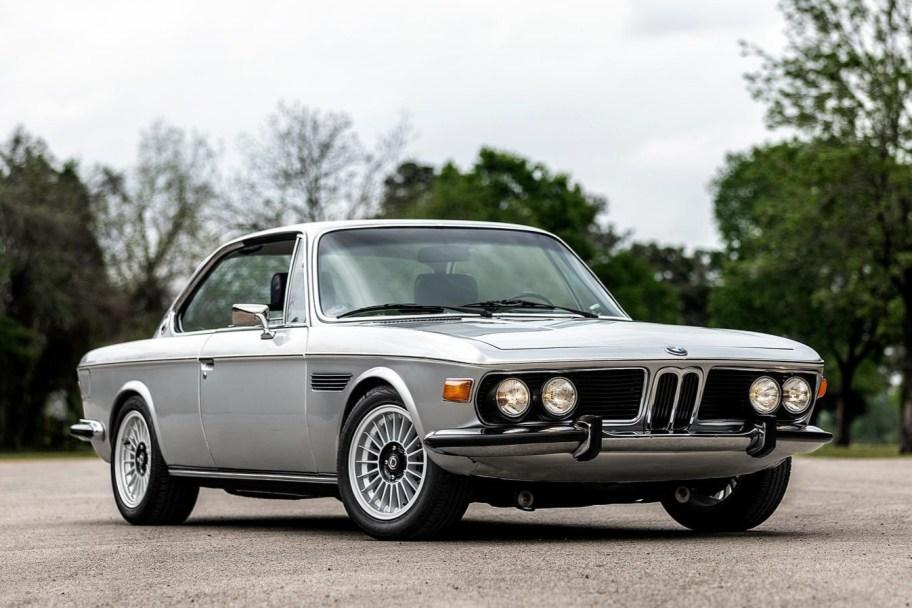 Euro 1975 BMW 3.0CSi