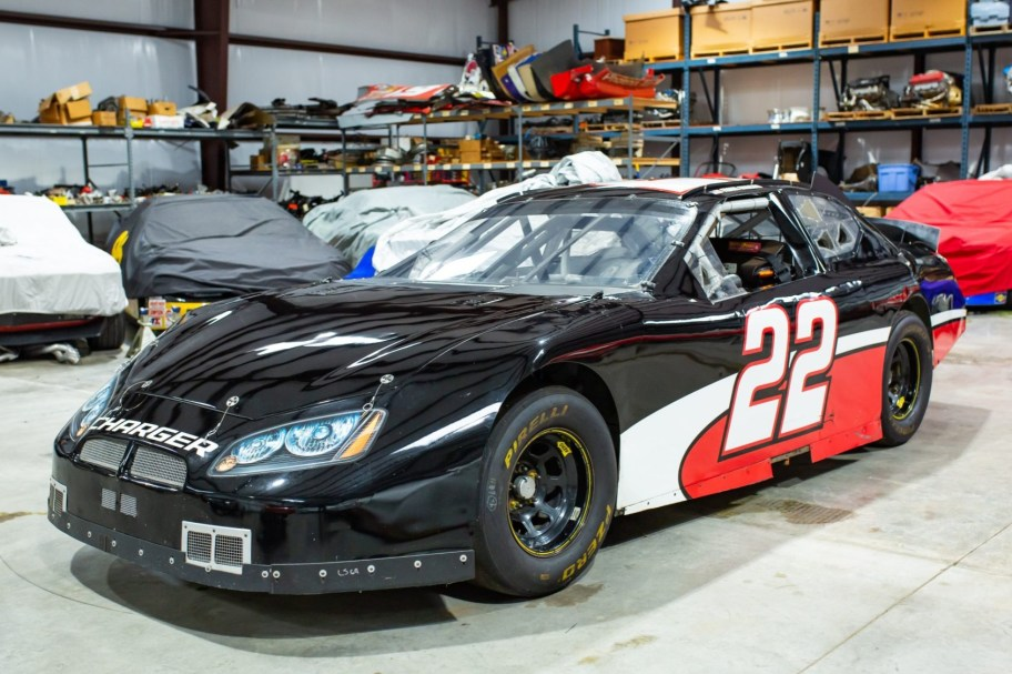 No Reserve: 2003 Dodge Charger NASCAR Race Car