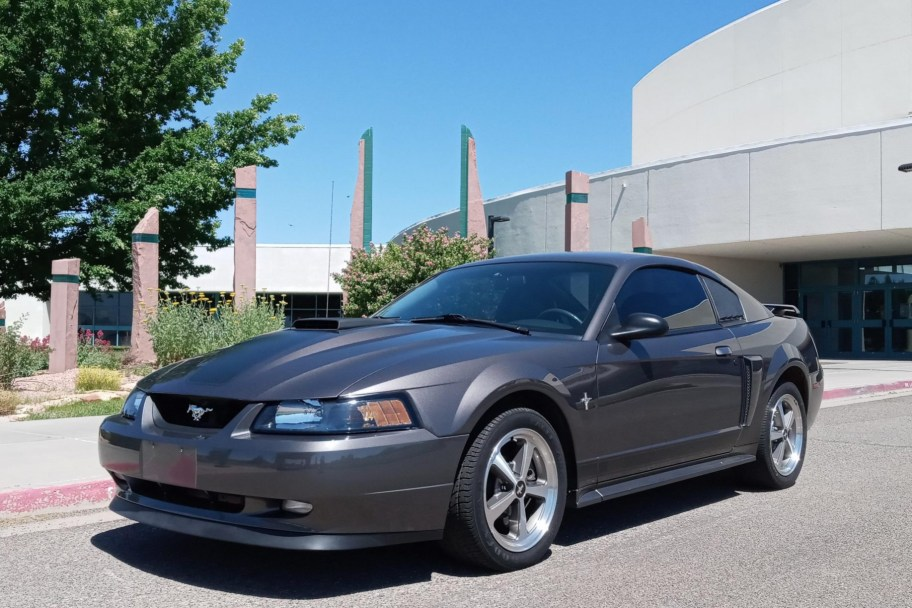 No Reserve: 14k-Mile 2003 Ford Mustang Mach 1 5-Speed