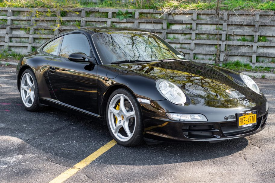 25k-Mile 2005 Porsche 911 Carrera S Coupe 6-Speed